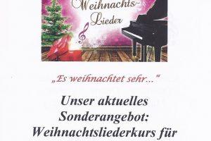 Weihnachtsliederkurs 001